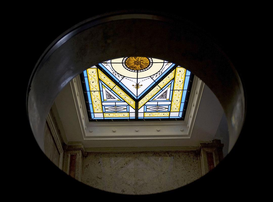 vitraux-plafonnier-classique-pregermain